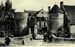 Compiègne - Entrée du Monastère de St-Jean-au-Bois