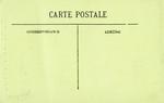Pierrefonds - Le Château - Partie de la Façade et vue sur la Gare