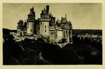 Pierrefonds - Vue générale du Château