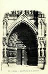 Amiens - Grand Portail de la Cathédrale