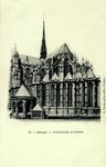 Amiens - Cathédrale - L'abside
