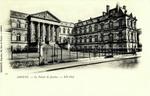 Amiens - Le Palais de Justice