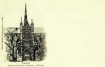 Amiens - Portail latéral de la Cathédrale