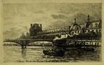 Paris Musée du Louvre, Pont des Saints Pères