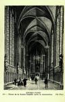 Paris - Chœur de la Sainte-Chapelle après la restauration