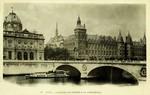 Paris - Le Palais de Justice & La Concierger