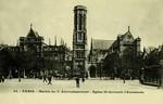 Paris - Marie du 1er Arrondissement - Église St-Germain - l'Auxerrois