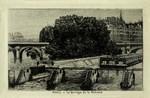 Paris - Le Barrage de la Monnaie