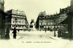 Paris - La place des Victoires