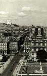 Paris - Place des Pyramides - Vue sur le Sacré-Cœur