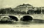 Paris - Théâtre du Châtelet