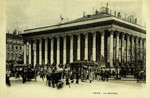 Paris - La Bourse
