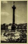 Paris - Place de la Bastille, Colonne de Juillet