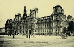 Paris - L'Hôtel de Ville