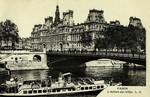 Paris - L'Hôtel-de-Ville