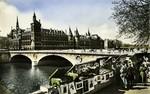 Paris - La Conciergerie et le Pont Napoléon