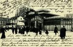 Paris - Une Gare du Métropolitain (Bastille)