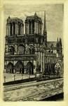 Paris - Eglise Notre-Dame