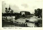 Paris - Abside de Notre-Dame