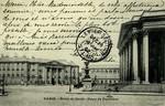 Paris - École de Droit - Place de Panthéon