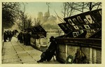 Paris - Les Bouquinistes du Quai de la Tournelle