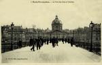 Paris Perspective - Le Pont des Arts et l'Institut