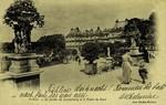 Paris - Le Jardin du Luxembourg et le Palais du Sénat
