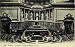 Paris - Le Sénat - Salle des Séances
