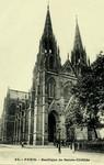 Paris - Basilique de Sainte Clotilde