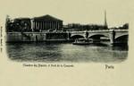 Paris - Chambre des Députés et Pont de la Concorde