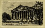 Paris - La Chambre des Députés