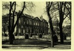 Paris - Hotel Biron. Vue sur la Cour