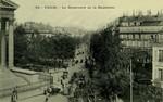 Paris - Le Boulevard de la Madeleine