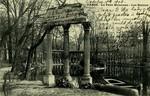Paris - Le Parc Monceau - Les Ruines