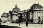 Paris - Le Petit Palais des Champs-Élysées