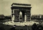 Paris - Arc de Triomphe de l'Etoile