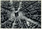 Paris - L'Arc de Triomphe et Place de l'Etoile
