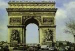Paris - L'Arc de Triomphe de l'Étoile