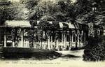 Paris - Le Parc Monceau - La Naumachie