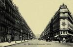 Paris - L'Avenue de l'Opéra