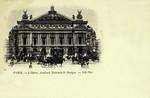 Paris - L'Opéra Académie Nationale de Musique