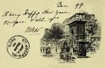 Paris - Porte St. Martin