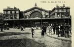 Paris - La Gare de l'Est