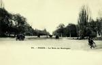 Paris - Le Bois de Boulogne