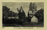 Paris - Bois de Boulogne - Le Moulin de Longchamps