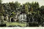 Paris - Bois de Boulogne - La Cascade