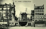 Paris - Le Moulin Rouge