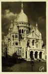 Paris et ses Merveilles - La Basilique du Sacré-Cœur de Montmartre