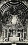 Paris - Basilique du Sacré-Cœur- Le Choeur et la Mosaïque