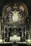 Paris - Basilique du Sacré-Cœur - Le Choeur et la Mosaïque
